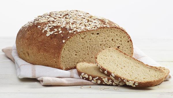 Sunnere brødmix havre og sesam, 220 g